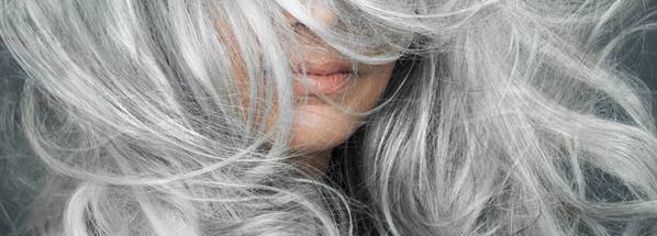 Grey Hair – Let it Grow  !?!